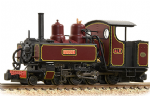 391-027 - Baldwin Class 10-12-D 'Peggy' in Ashover Crimson